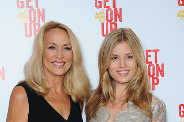 """Jerry Hall Georgia May Jagger """"Get On Up"""" Special Screening"""