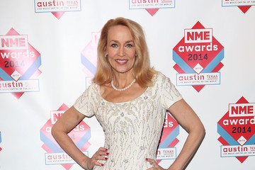 Jerry Hall NME Awards - Winners Room