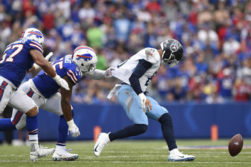Jerry Hughes Tennessee Titans vs. Buffalo Bills