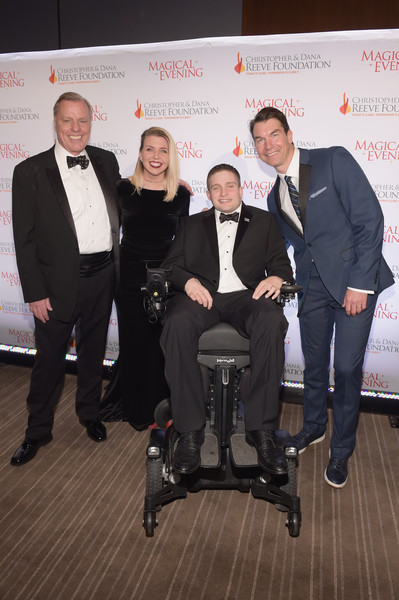 The Christopher & Dana Reeve Foundation Hosts 'A Magical Evening' Gala - Arrivals