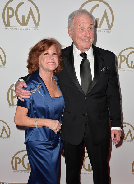 Jerry Weintraub and Jane Morgan Photos Photos - Arrivals at