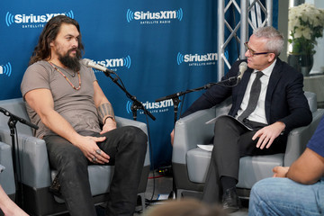 Jess Cagle SiriusXM's Town Hall With The Cast Of 'Aquaman'