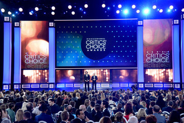Jess Cagle The 22nd Annual Critics' Choice Awards - Show