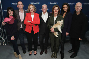 Jess Cagle SiriusXM's 'Town Hall' With The Cast Of 'Feud'