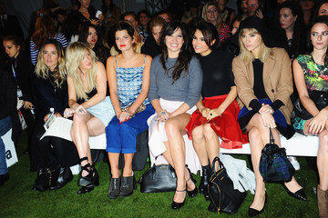 Jess Mills Unique - Front Row: London Fashion Week SS14