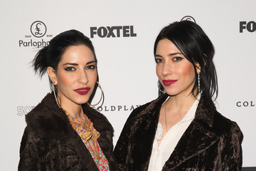 Jess Origliasso Arrivals at the 50th MAX Sessions: Coldplay
