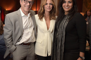 Jessalyn Gilsig JAN 2015 TCA History Vikings Party