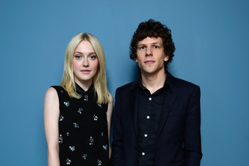 Jesse Eisenberg 'Night Moves' Portraits in Toronto