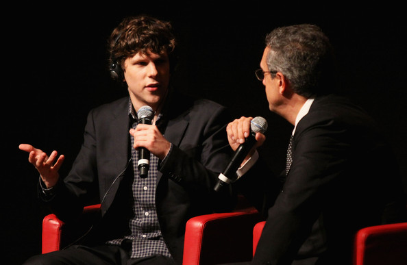 The Social Network - Press Conference: The 5th International Rome Film Festival []