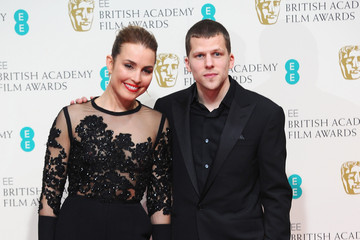 Jesse Eisenberg EE British Academy Film Awards 2015 - Winners Room