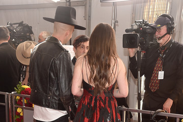Jesse Huerta The 59th GRAMMY Awards -  Red Carpet