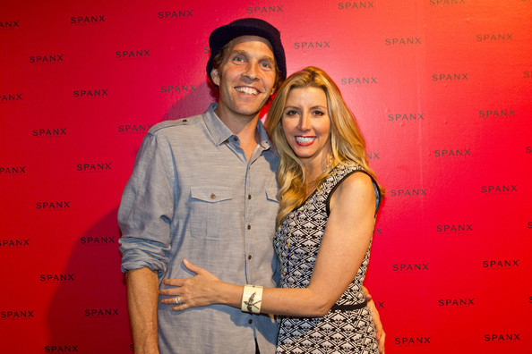 Jesse Itzler Jesse Itzler and Spanx Founder Sara Blakely at the Spanx Fall 2012 Fashion Week Presentation on February 13, 2012 in New York City.
