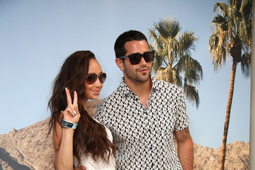 Jesse Metcalfe Desert Gold At Ace Hotel & Swim Club Presented By Marc By Marc Jacobs Eyewear