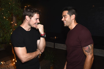 Jesse Metcalfe Men's Fitness Event in West Hollywood