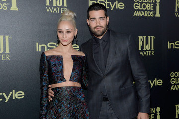 Jesse Metcalfe Hollywood Foreign Press Association and InStyle Celebrate the 2016 Golden Globe Award Season