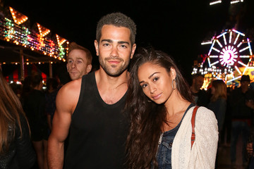 Jesse Metcalfe NYLON And Olay Fresh Effects Present Neon Carnival With GUESS