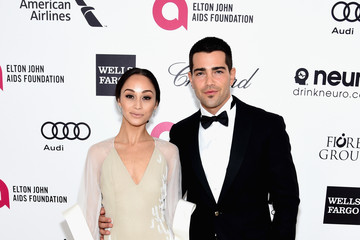 Jesse Metcalfe Arrivals at the Elton John AIDS Foundation Oscars Viewing Party — Part 3