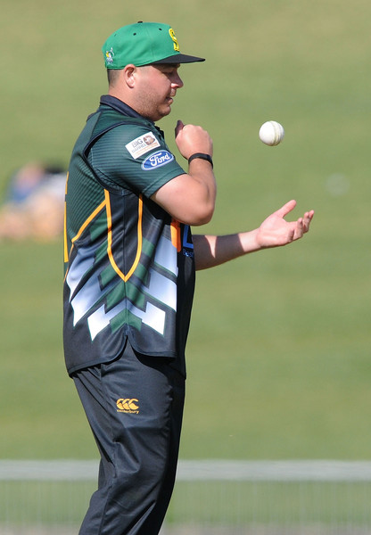Ford Trophy - Central Stags v Canterbury