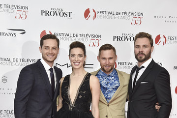 Jesse Soffer 55th Monte Carlo TV Festival : Day 1