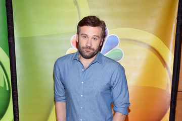 Jesse Spencer NBCUniversal Press Junket