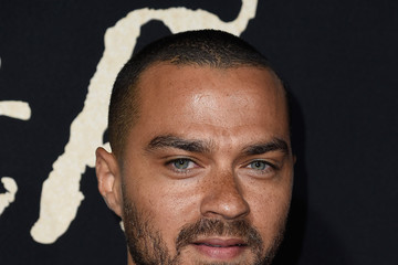 Jesse Williams Premiere of Fox Searchlight Pictures' 'The Birth of a Nation' - Arrivals