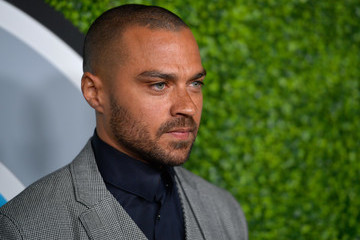 Jesse Williams 2017 GQ Men of the Year Party - Arrivals