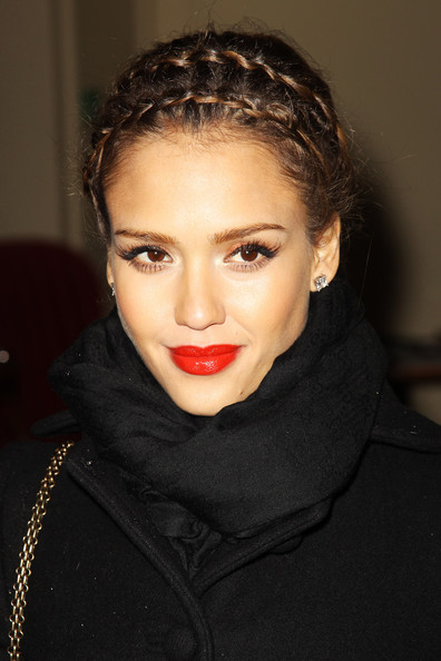 jessica alba hairstyles in honey. Jessica Alba Hairstyles