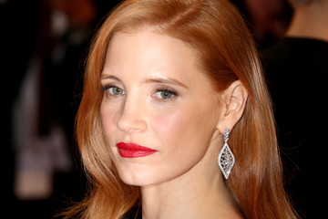 Jessica Chastain getty images