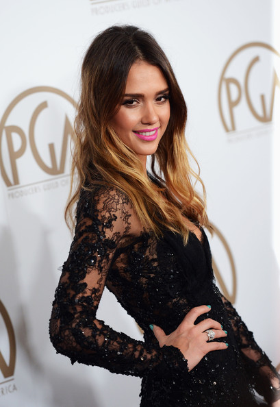 Jessica Alba - 24th Annual Producers Guild Awards - Arrivals
