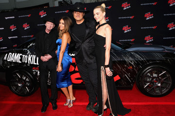 Jessica Alba Robert Rodriguez 'Sin City: A Dame to Kill For' Premieres in Hollywood —Part 5