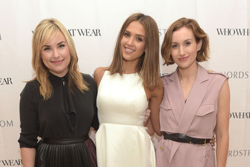 Jessica Alba LA: Nordstrom Presents Who What Wear @ The Grove