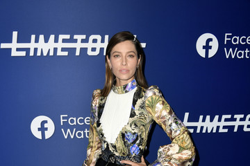 """Jessica Biel Photo Call For Facebook Watch's """"Limetown"""""""