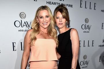 Jessica Capshaw ELLE's 6th Annual Women In Television Dinner Presented By Hearts on Fire Diamonds And Olay - Red Carpet