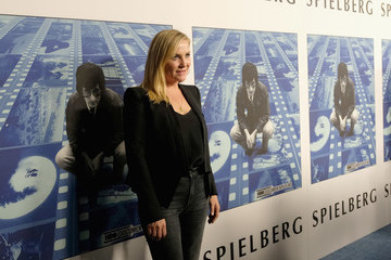Jessica Capshaw Premiere of HBO's 'Spielberg' - Red Carpet