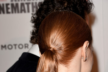 Jessica Chastain Arrivals at the American Cinematheque Award — Part 2