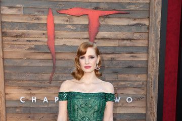 Jessica Chastain Premiere Of Warner Bros. Pictures' 'It Chapter Two' - Arrivals