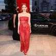 Jessica Chastain Lexus at The 78th Venice Film Festival - Day 4
