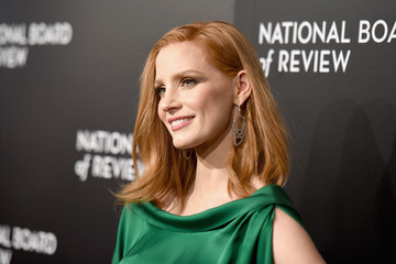 Jessica Chastain Celebs Attend the 2015 National Board of Review Gala