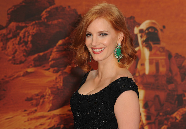 Jessica Chastain Jessica Chastain Photos The Martian