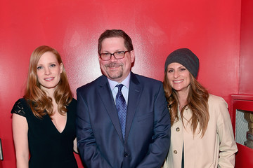 Jessica Chastain SAG-AFTRA Foundation Conversations 'The Zookeepers Wife'