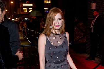 Jessica Chastain 'Manus x Machina: Fashion in an Age of Technology' Costume Institute Gala - After Parties