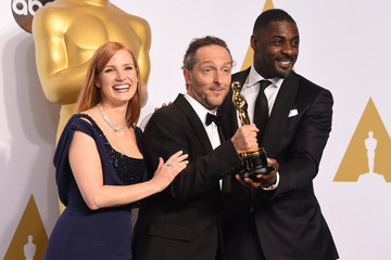 Jessica Chastain 87th Annual Academy Awards Press Room