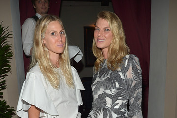 Jessica De Ruiter Marisa Tomei and Kelly Connor Host a Dinner Celebrating Co Denim Avec Francois Girbaud
