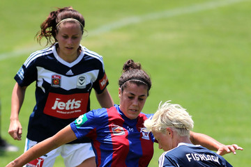 Jessica Fishlock W-League Rd 10 - Newcastle v Melbourne