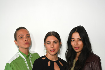 Jessica Gomes NON + - Arrivals - Afterpay Australian Fashion Week 2021