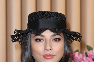 Jessica Gomes Celebrities Attend Melbourne Cup Day