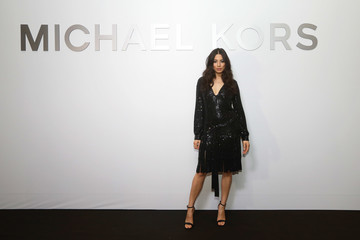 Jessica Gomes Michael Kors Mandarin Gallery Flagship Store Opening Cocktail Party