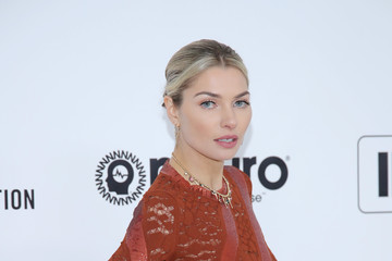 Jessica Hart 28th Annual Elton John AIDS Foundation Academy Awards Viewing Party Sponsored By IMDb, Neuro Drinks And Walmart - Arrivals