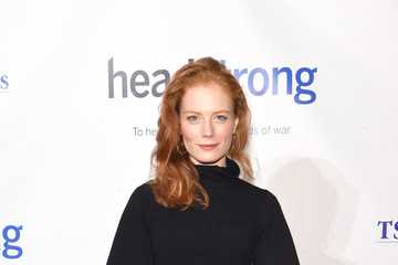 Jessica Joffe Headstrong Project Words of War Gala