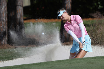Jessica Korda CME Group Tour Championship - Round Three